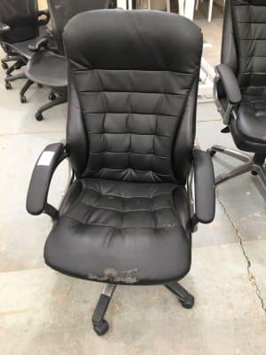 Chair - worn seats