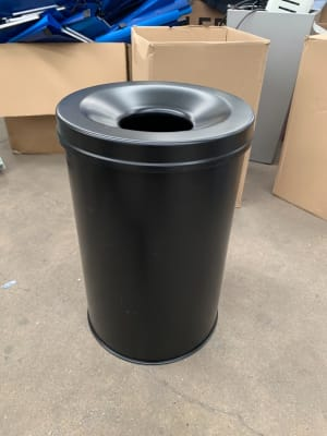 Durable Waste Paper Bin