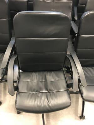 Ikea Torkel Black chair