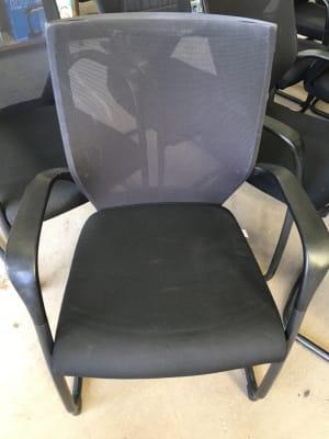 TECHO Sidiz Visitors Meeting Chair