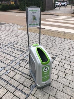 Glasdon Nexus Recycling Bin