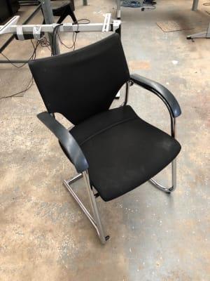 Wilkhahn Modus Executive Visitors Chair