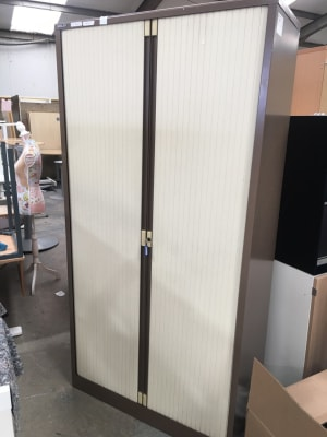 Tall cabinet - No Shelves could be Wardrobe