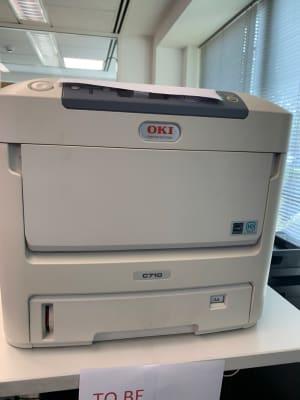 Printer - OKI C710