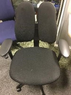 Duo back office chair
