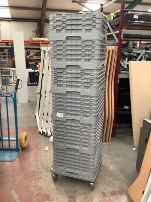 Cambro Glass Rack industrial dishwasher rack