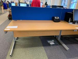 Back of Desk Screen Dividers