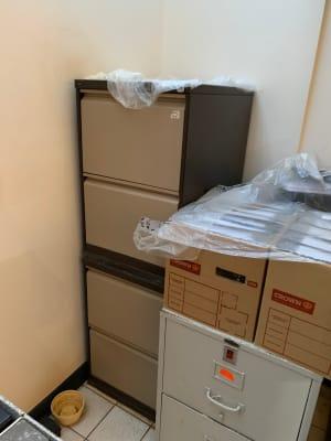 Filing cabinet 2 door