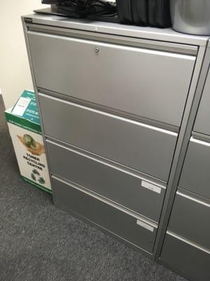 Triumph metal 4 drawer cabinet
