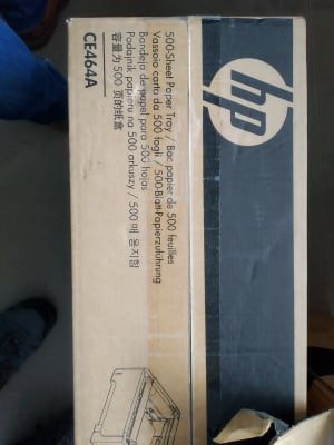HP CE464A spare paper tray