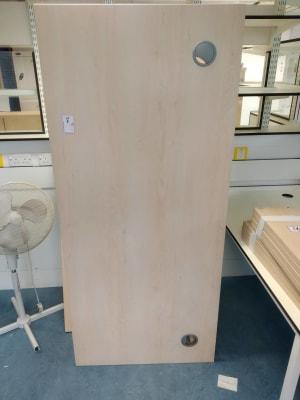 Office desk 180cm in beech