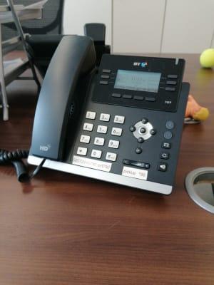 Yealink T41P Phone