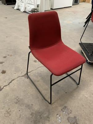 Naughtone Viv waiting room chairs