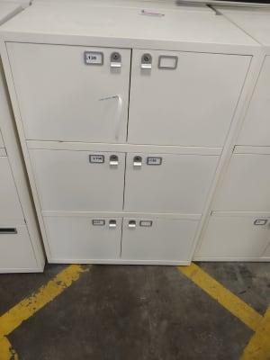 Lockers (6 door)