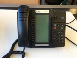 Mitel 5320e phone