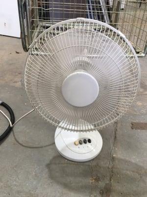 Fan - Doesn't oscillate