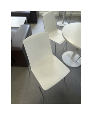 Wiesner Hager concept Stackable Waiting room chair
