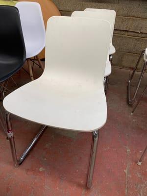 Vitra Sled chairs