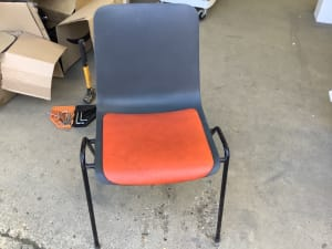 Retro Vintage Remploy Stacking Chair