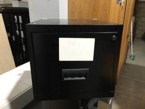 Single drawer Filing cabinet