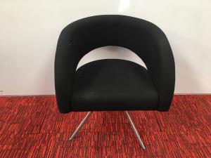 Boss Design Happy Chair - Swivel Lounge Arm chair