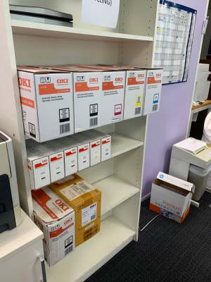Printer Cartridges - OKI C710 - One LOT