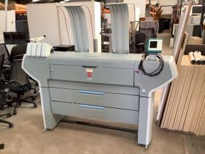 Printer OCE 650 colorwave