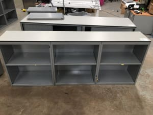 Long low cabinet