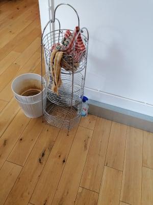 3-tier wire basket