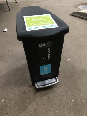 Simplehuman Food waste pedal bin