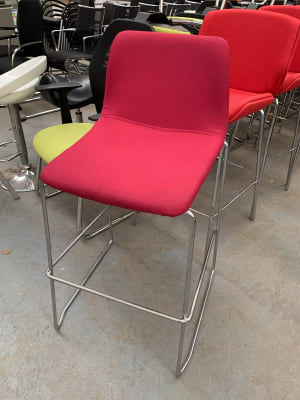 Arper bar stool