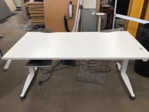 Electric Herman Miller Height adjustable desk
