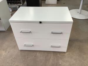 Metal Cabinet (2 drawers)