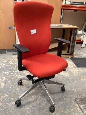 Boss Komac App operator chair