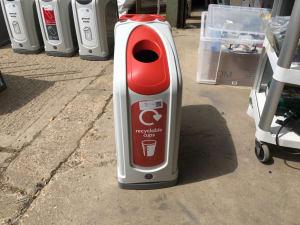 Glasdon Nexus Recycling bin cups
