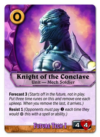 Knight of the Conclave