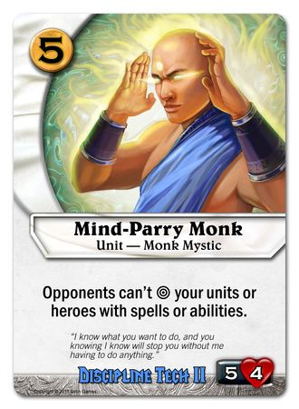 Mind-Parry Monk