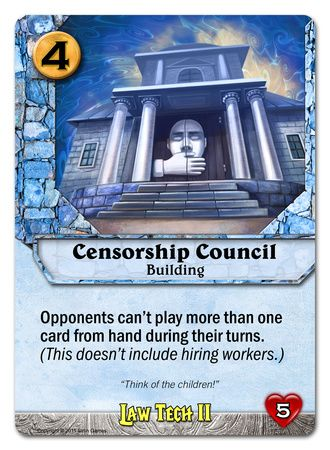 Censorship Council