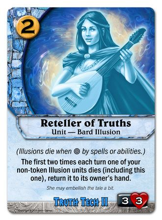 Reteller of Truths
