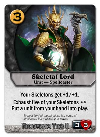 Skeletal Lord