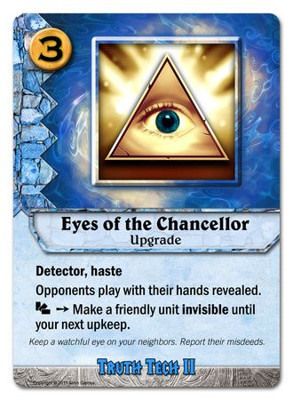 Eyes of the Chancellor
