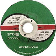 125x3x22mm Depressed Centre Masonry Cutting Disc
