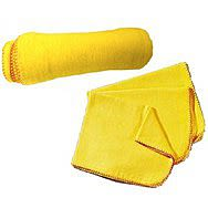 """16"""" x 13"""" Yellow Dusters roll  (Pack of 8)"""