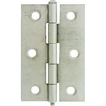 25mm EB 1838 Pattern Steel Butt Hinge (1 pair)