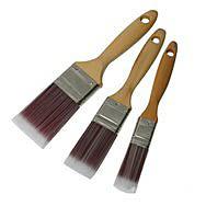 401X Emulsion & Gloss 3 Piece Professional Brush Set