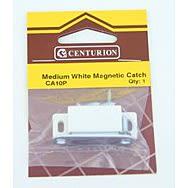 45mm White Medium Magnetic Catch