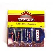 5 , 15 & 30 Amp Fuse Wire on card