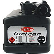 5 Litre Diesel Can