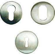 50mm PSS Oval Concealed Escutcheon