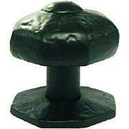 "63mm (2 1/2"") Tudor Antique Centre Door Knob"
